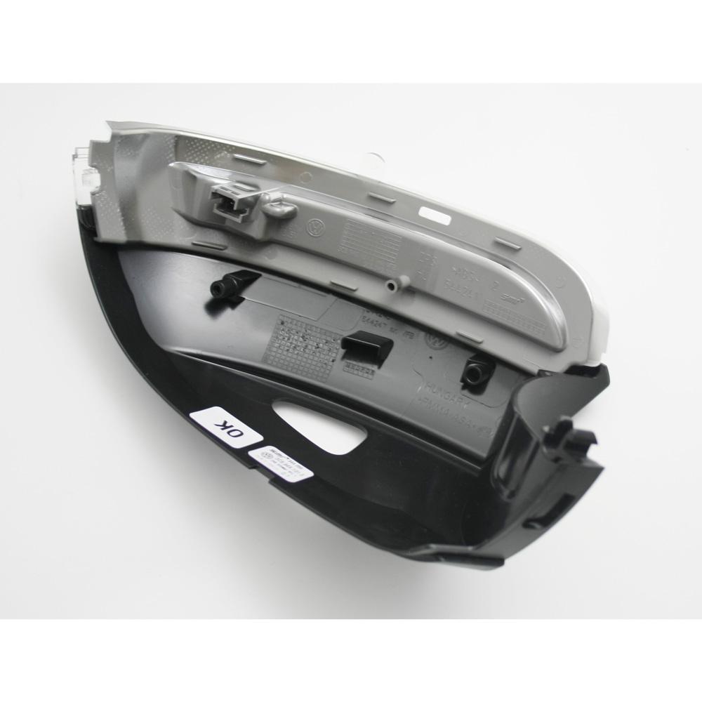 Für Audi A1 8X A3 8V Spiegel Abdeckung Spiegel Kappe Gehäuse Grundiert Links/_