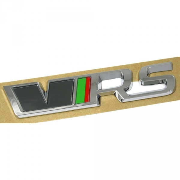 Original Skoda Octavia RS (5E) Facelift Schriftzug hinten Tuning Emblem Heckklappe Logo