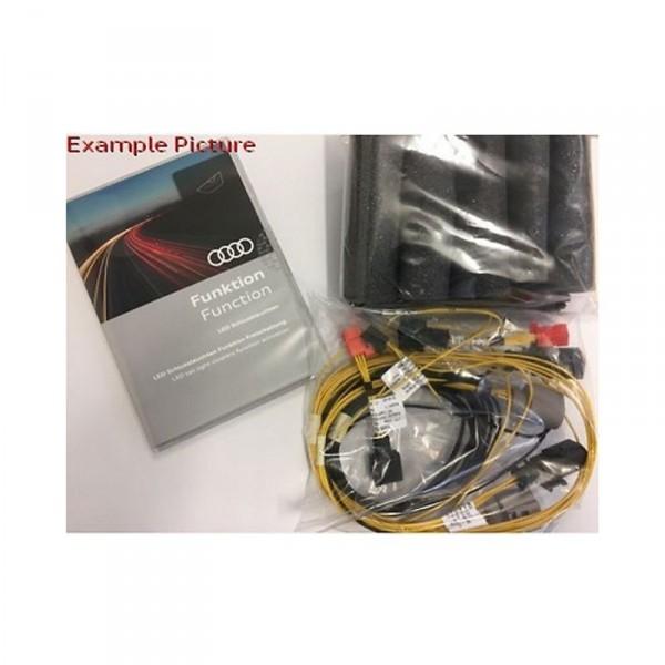 Adaptersatz A5 Coupe/Cabrio LED Schlussleuchtem dynamisches Blinklicht 8W6052400