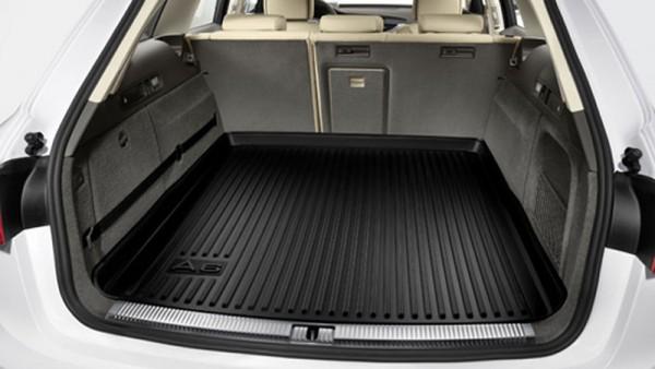 Gepäckraumschale Original Audi A6 C7 Avant S6 RS6 Kofferraumschutz 4G