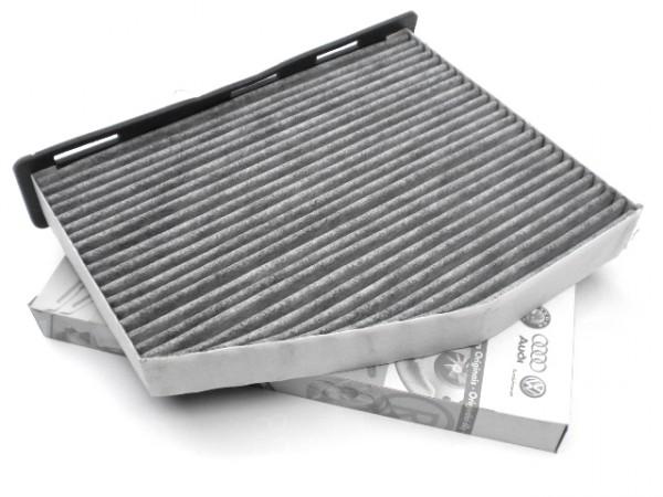 Pollenfilter Aktivkohle Original VW Audi Innenraumluftfilter Klimafilter 1K1819653B
