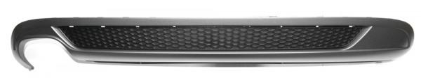 Audi A4 8K Original Spoiler-Set + Blende S-Line Exterieur Heck Diffusor Blende