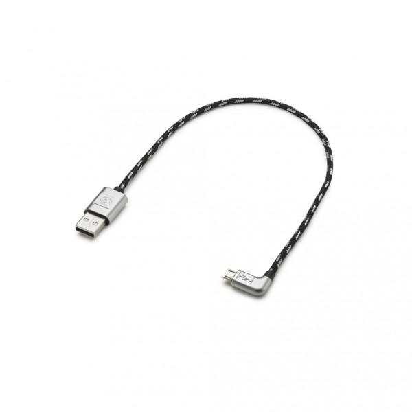 Anschlusskabel USB-A auf Micro-USB Adapter Premium Kabel Original Volkswagen