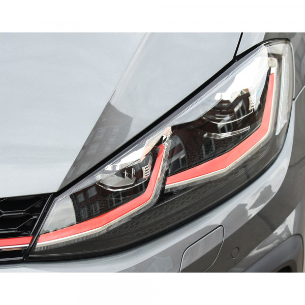 original vw golf 7 gti facelift led scheinwerfer links. Black Bedroom Furniture Sets. Home Design Ideas