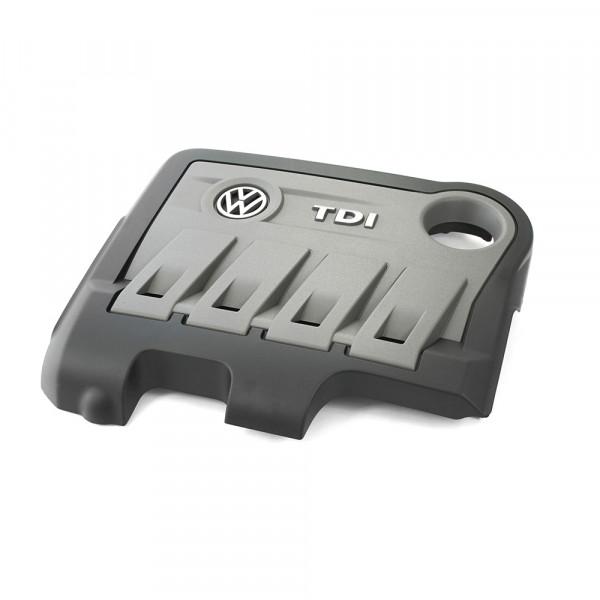 Original VW Abdeckung für Saugrohr TDI Motorabdeckung Deckel Verkleidung Motor