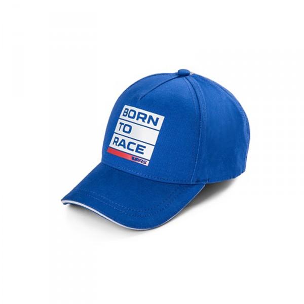 Original Skoda RS Baseballcap für Kinder Cap Mütze Race Blau
