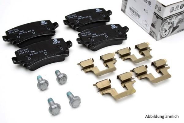 Bremsbeläge Original Audi A8 Security Fahrzeug Bremsen hinten Beläge 4E4698451A