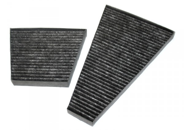 Innenraumfilter Original VW Phaeton 3D Geruchs-& Schadstofffilterung Filtereinsatz