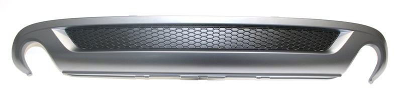 spoiler-set original audi a5 s-line diffusor + blende hinten