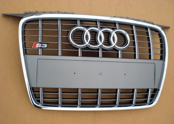 Audi A3 S3 Kühlergrill Singleframe Original Tuning chrom glänzend