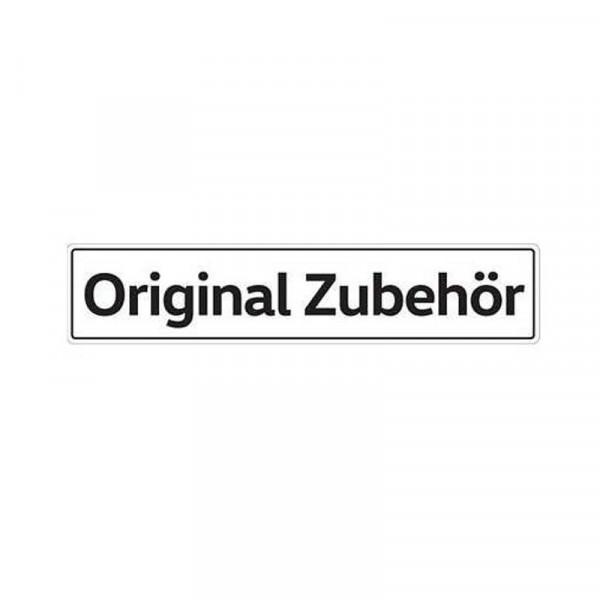 VW Kennzeichenschild Original Zubehör Nummernschild Kennzeichen Typenschild 000071801AS
