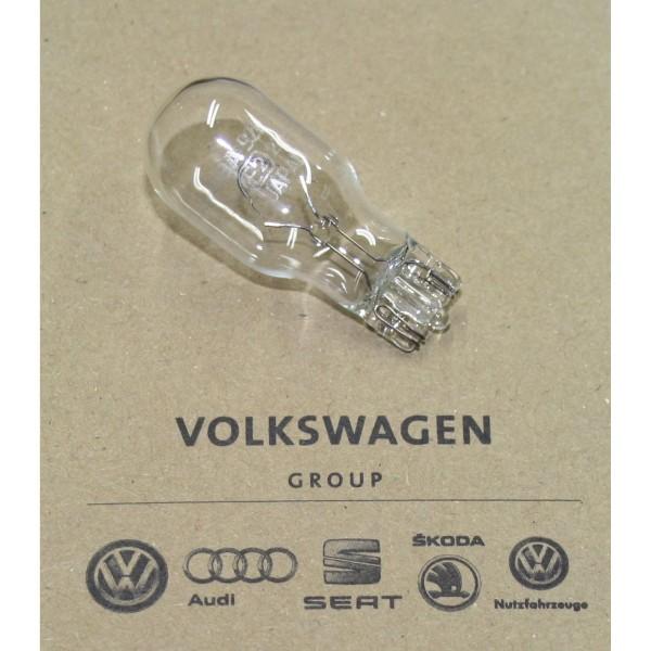 Glühlampe Glühbirne Rückfahrleuchte Original VW Leuchtmittel N10591501