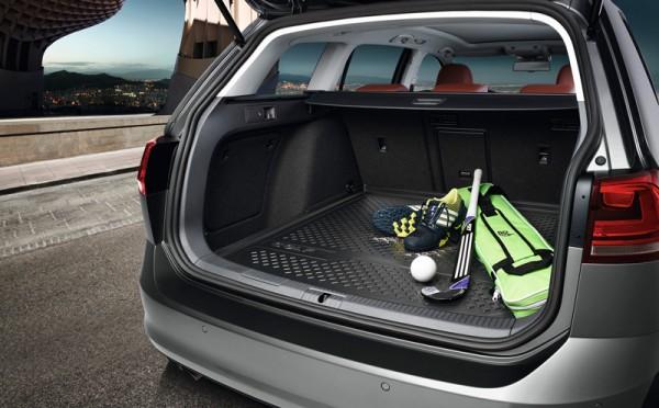 Gepäckraumschale Original VW Golf 7 (5G) Variant Alltrack Kofferraumschale 5G9061161