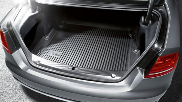Gepäckraumeinlage Original Audi A8 S8 4H Kofferraum Einlage Anthrazit bis KW40/2011