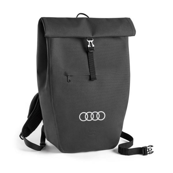 Original Audi Sport Rucksack Backpack Tasche dunkelgrau 3152000200