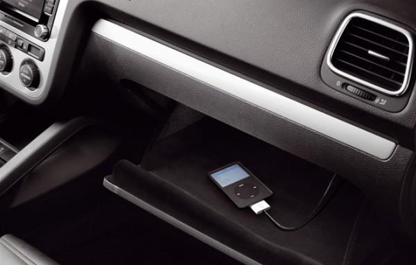 iPod Radio Adapter (zB Golf IV, Bora, Passat B5)