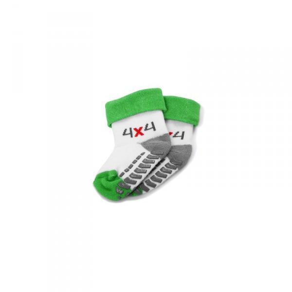 Original Skoda Baby Socken 4x4 Accessoires Lifestyle Strümpfe 12-14
