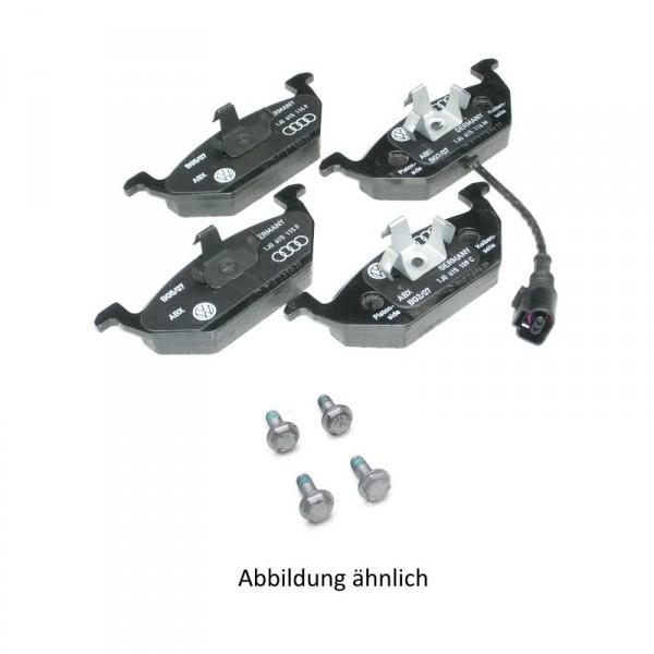 Original VW Bremsbeläge Verschleißanzeige vorn Bremsen 1LX Beläge 7N0698151D