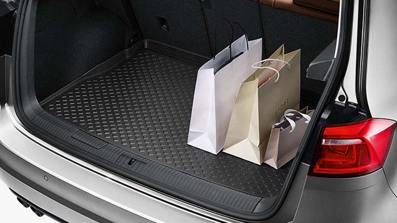 gep ckraumeinlage original vw golf sportsvan kofferraum einlage ahw shop vw audi original. Black Bedroom Furniture Sets. Home Design Ideas