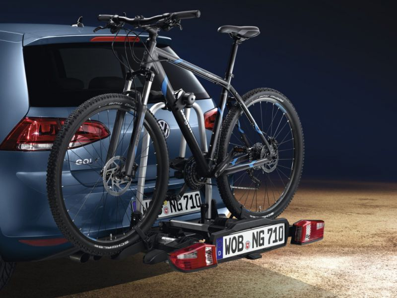 vw original zubeh r fahrradtr ger anh ngekupplung klappbar. Black Bedroom Furniture Sets. Home Design Ideas