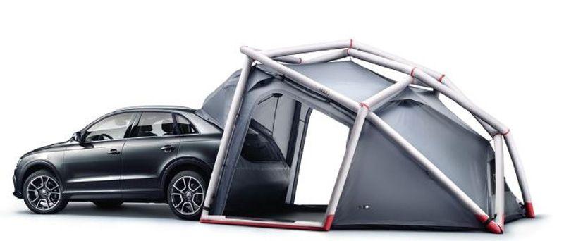 Zelt Für Audi Q5 : Campingzelt original audi autozelt fa heimplanet